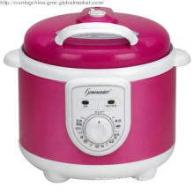 Electric rice cooker with rice/meat/congee/tendon/frying/cake functio