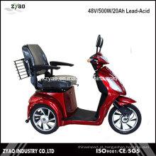 Cadeira de rodas elétrica aprovada Ce