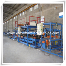 Rock Wool Sandwich Wall Panel Roll Forming Machine