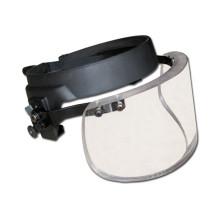 High Definition Ballistic Face Shield besiegt 9mm