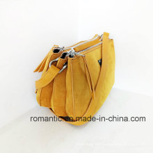 Guangzhou Supplier Lady PU Leather Handbags (NMDK-040103)