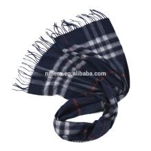Innere Mongolei klassische reine Wolle SWC907 Herbst und Winter warme Männer und Frauen Mode Schal