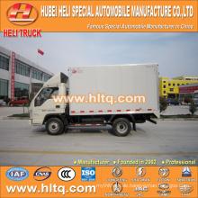 FOTON 4X2 Kleinlastwagen 2000kg gute Qualität van LKW besten Preis professionelle Produktion