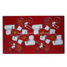 4Layer ENIG HDI PCB Board for Drone