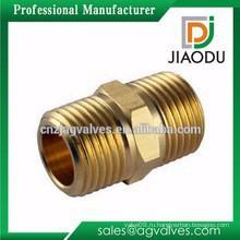 1/8 '' или 1/4 '' или 1/2 '' фарфоровая заводская цена никелированная латунь C26800 в трубном фитинге