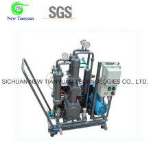 Compresseur à gaz à base de méthane portable à grande stabilité