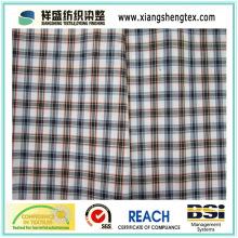 Polyester Baumwollgewebe mit Plaid