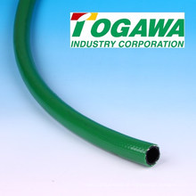 Mangueira de água super (PVC) para lavar e polvilhar água. Fabricado pela Togawa Industry. Feito no Japão (1 polegada de mangueira de água)