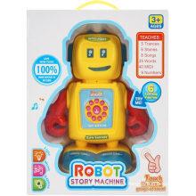Intelligent Robot Story Machine Learning