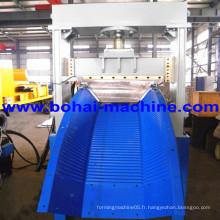 Bohai Machine de formage de rouleaux de toit à volets articulés