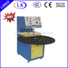plastic blister and card hot sealing machine