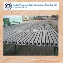 Stpg370 tube sans soudure en acier au carbone tube en acier sans soudure tube en acier sans soudure noir