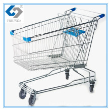 125L Asia Style Shopping Trolleys for Middle East
