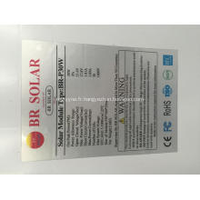 Portable Panneau solaire 30w Prix