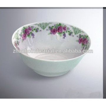 Ceramic bowl for promotional