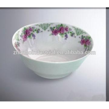Bacia de cerâmica para promoção