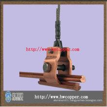 copper rail contact wire