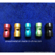Aluminum E-Cig Accessories with CNC Machining Part