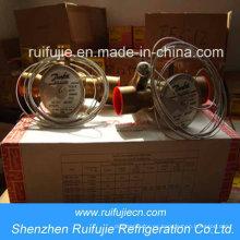 Válvulas de expansión termostáticas Danfoss R404A / R507 / R22 / R134A Ts2