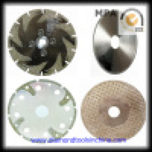 4inch Diamond Electroplated Saw Blade for Glass Ceramic Cutting Purpose