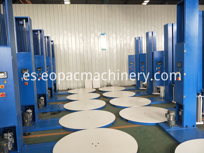Stretch Film Pallet Packing Equipment