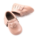 Shenzhen Borong Kulit Cute Baby Girl Shoes Moccasins