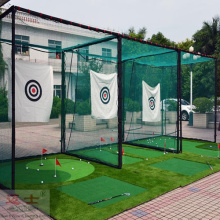 Popular outdoor sport Golf Practice Cage