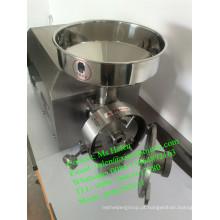Máquina de moedor de feijão de café pequeno, moinho de arroz