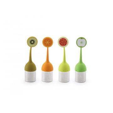 Lebensmittelqualität farbige Silikon-Tee-Ei