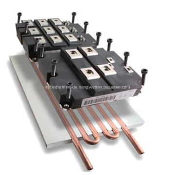 Pressed Tube Water-Cooled Plate