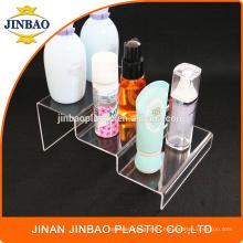 Jinbao acrylique présentoir transparent 3mm 5mm pour centre commercial