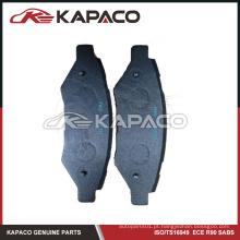 Fabricantes de almofadas de freio de disco D1337-8448