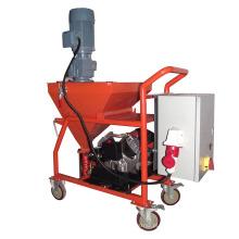 Pulverizador semiautomático da bomba N2 do emplastro que emplastra a máquina para a parede