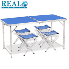Adjustable Height Folding Table Aluminum Folding Table Ajustable Folding Table