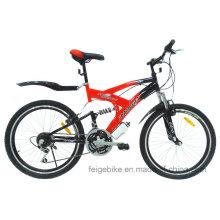 """18 Speed 24 """"/ 26"""" Full Suspension Mountainbike (FP-MTB-FLSP002)"""