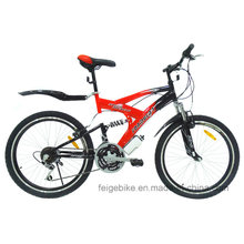 "18 Speed 24""/26"" Full Suspension Mountain Bike (FP-MTB-FLSP002)"