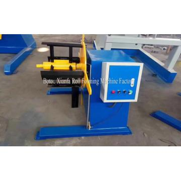 Electric Color Coil Feeding Machine