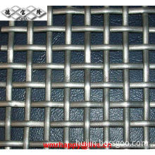 Heavy crimped wire mesh,mining screen