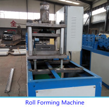 Metalen rolluik rolvormen machine