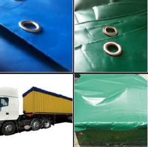 PVC-Cover-Tarpaulin-Coated-Fabric for Truck Cover