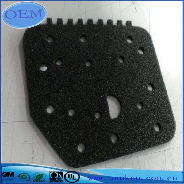 PU foam die cut 5