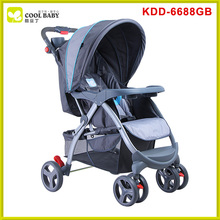 Factory new lightweight see baby stroller happy for baby adjustable handle height