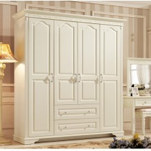 Wood PVC Wardrobe (customized)