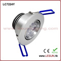 Osram 4*1W LED Recessed Ceiling Light for Jewelry Show Window (LC7224Y)