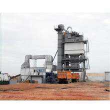 Customized for Continuous Asphalt Mixing Plant Hot Asphalt Mix Plant For Road Construction supply to Saint Kitts and Nevis Importers
