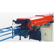 Hydraulic down pipe roll forming machine