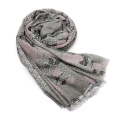 HOT SALE custom design 100% modal scarf on sale