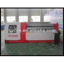 4-Roller Hydraulic Plate Bending Machine  Rolling Machine w12-12*2000