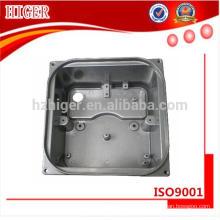 caja de engranajes de fundición a presión a medida de aluminio para cortador de matorrales