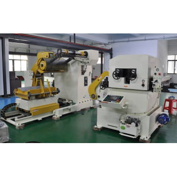 Decoiler Redresseur Feeder Machine